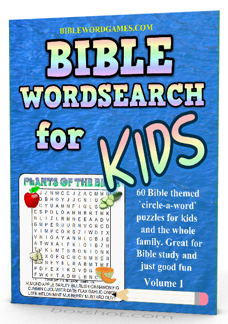 Kids wordsearch